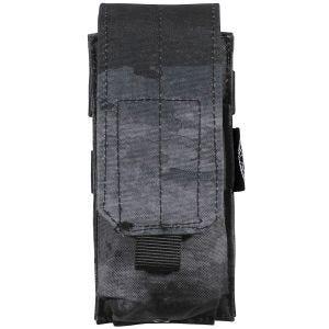 MFH Porte-chargeur simple MOLLE pour M4/M16 HDT Camo LE