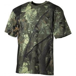 MFH T-shirt de chasseur vert Hunter