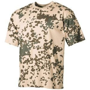 MFH T-shirt tropical allemand