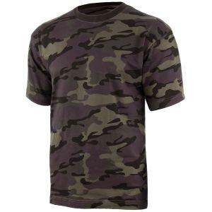 MFH T-shirt Combat Camo