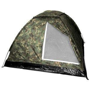 MFH Tente 3 personnes Monodom avec moustiquaire Woodland