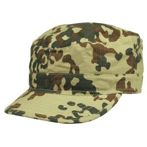 MFH BDU Casquette militaire en Ripstop tropical