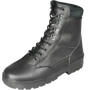 Mil-Com Bottes militaires tout en cuir