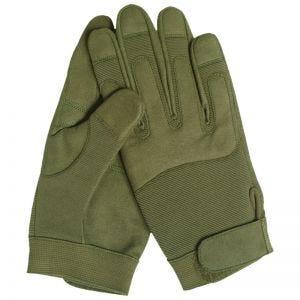 Mil-Tec Gants militaires vert olive