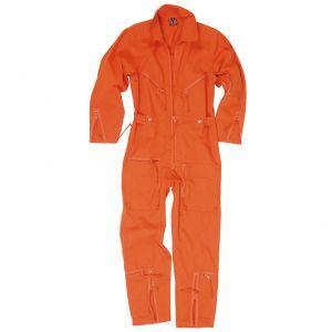 Mil-Tec Combinaison BW orange