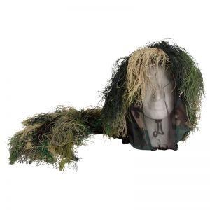 Mil-Tec Couvre-chef pour camouflage végétal Woodland