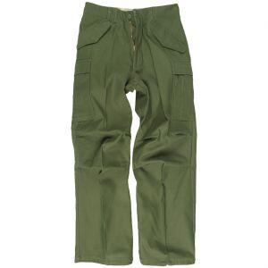 Mil-Tec Pantalon M65 vert olive