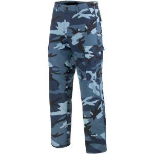 Mil-Tec Pantalon militaire BDU Ranger Skyblue
