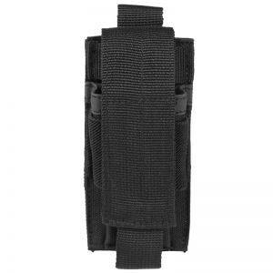 Mil-Tec Porte-chargeur de pistolet simple noir