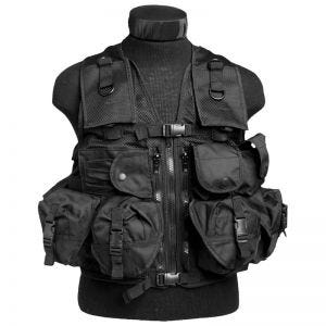 Mil-Tec Gilet tactique Ultimate noir