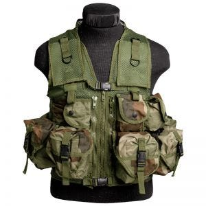 Mil-Tec Gilet tactique Ultimate CCE