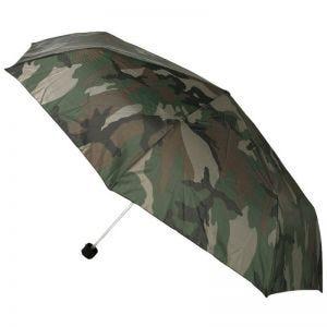 Mil-Tec Mini parapluie pliable Woodland