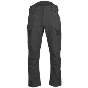 Mil-Tec Pantalon de combat Softshell noir