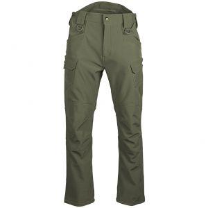 Mil-Tec Pantalon de combat Softshell Ranger Green