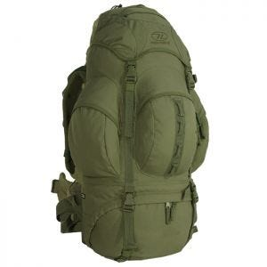 Pro-Force Sac à dos New Forces 66 L vert olive
