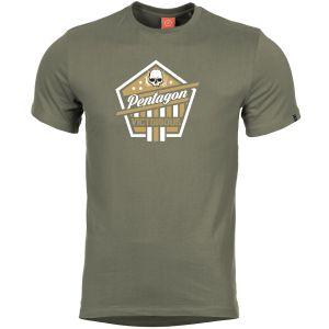 Pentagon T-shirt Ageron Victorious olive