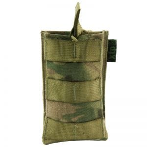 Pro-Force Quick Release Porte-chargeur simple MOLLE pour M4/M16 MultiCam