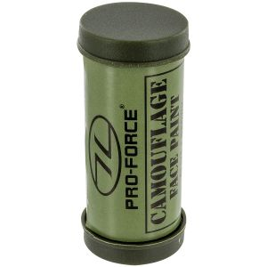 Pro-Force Maquillage pour le visage GI Olive Brown Camo