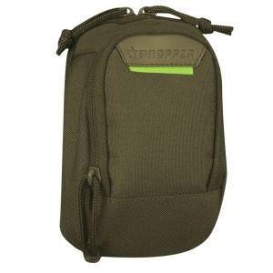 Propper Pochette pour accessoires électroniques deux compartiments MOLLE 7 x 4 vert olive