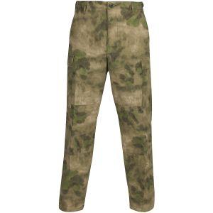 Propper Pantalon BDU en polycoton Ripstop avec braguette à boutons A-TACS FG