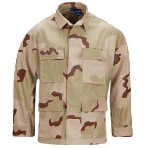 Propper Manteau BDU en coton Ripstop Desert tricolore