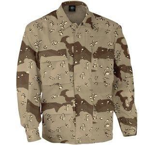 Propper Manteau BDU en polycoton Ripstop Desert à 6 couleurs