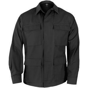 Propper Uniforme Manteau BDU en polycoton Ripstop noir