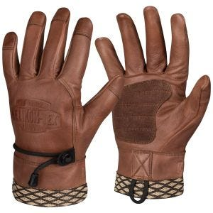 Helikon Gants Woodcrafter U.S. Brown