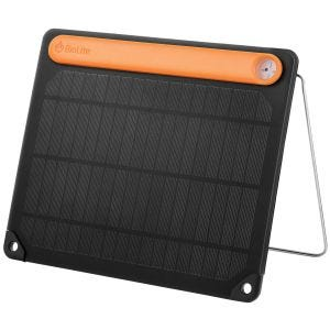 BioLite SolarPanel 5+ noir