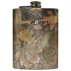 SpyPoint Flasque en acier inoxydable 236 ml