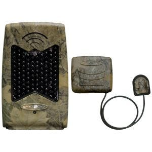 SpyPoint IR Booster infrarouge à LED camouflage/flash noir invisible sans fil Camo