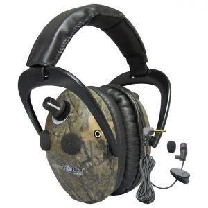 SpyPoint Casque anti-bruit électronique EEM4-25 Camo
