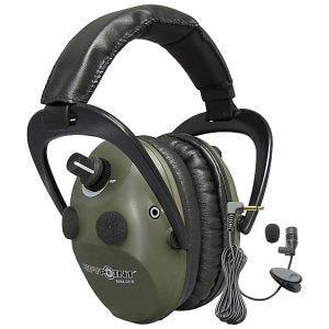 SpyPoint Casque anti-bruit électronique EEM4-25 vert