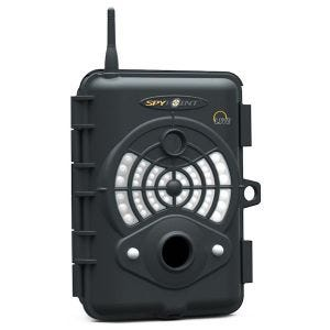 SpyPoint Caméra de surveillance infrarouge/cellulaire Live noire