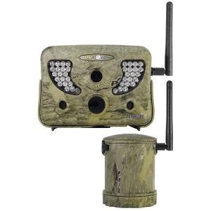 SpyPoint Caméra de chasse infrarouge/digitale TINY-W2s Camo