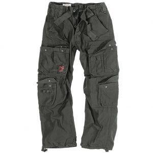 Surplus Pantalon Airborne Vintage noir