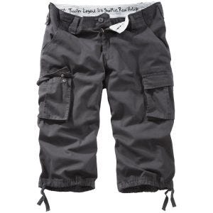 Surplus Short 3/4 Trooper Legend noir délavé