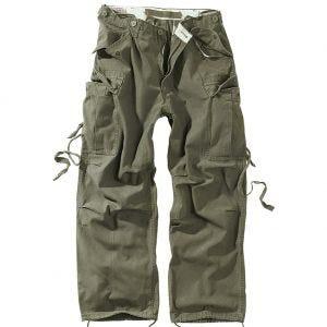 Surplus Pantalon treillis Vintage vert olive