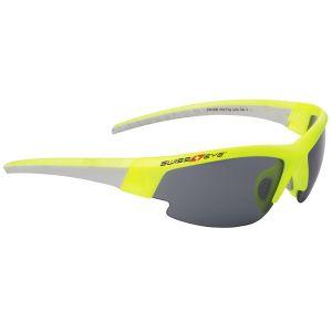 Swiss Eye Lunettes Gardosa Evolution S avec 3 types de verre et monture jaune