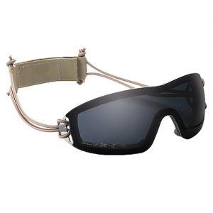 Swiss Eye Masque balistique Infantry verre fumé