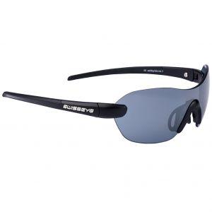 Swiss Eye Lunettes Horizon monture noire mate/noire