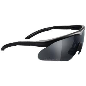 Swiss Eye Lunettes Raptor à monture noire