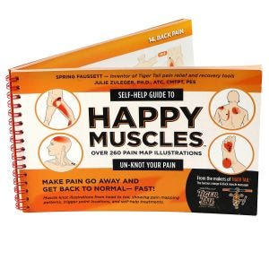 Tiger Tail Guide musculaire The Happy Muscles