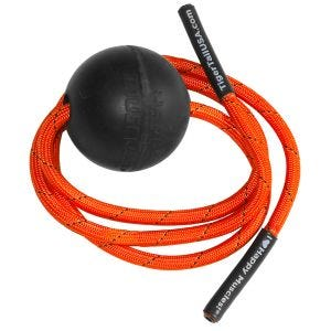 Tiger Tail Boule de massage avec cordon Tiger Ball On The Rope