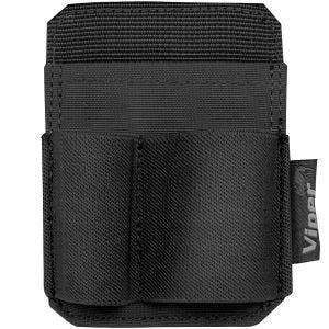 Viper Plaque porte-accessoires noire