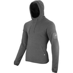 Viper Sweatshirt à capuche Tactical en polaire Titanium