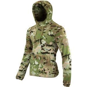 Viper Sweatshirt à capuche Tactical en polaire V-Cam
