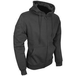 Viper Sweatshirt à capuche Tactical avec fermeture Éclair noir