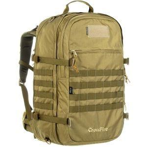 Wisport Sac en bandoulière et sac à dos Crossfire Coyote