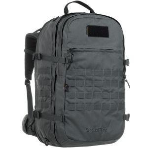 Wisport Sac en bandoulière et sac à dos Crossfire Graphite